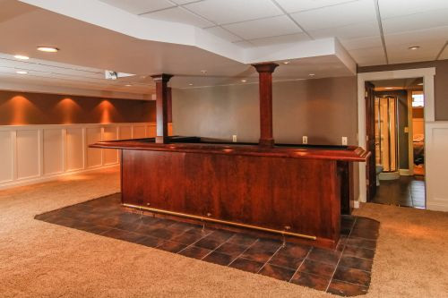 Basement Remodeling Contractor Troy